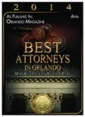 Best Attorneys in Orlando April 2014 (1)