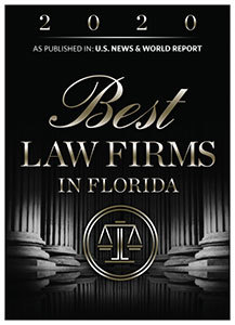 Best Law Firms in Florida 2020